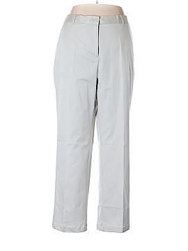 Lands' End Khakis Size 18 (Plus)