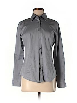 NaraCamicie Long Sleeve Button-Down Shirt Size 8 (III)
