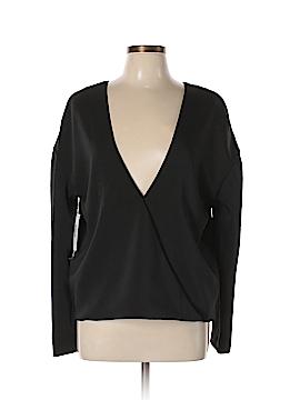 J Brand Long Sleeve Blouse Size L