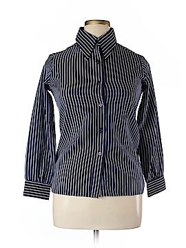IF Carrini International Fashion Long Sleeve Blouse Size 14