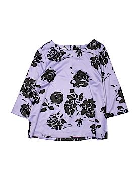 Jaclyn Smith 3/4 Sleeve Blouse Size L