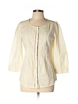 Meadow Rue 3/4 Sleeve Blouse Size 10