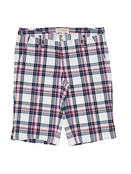 London Jean Khaki Shorts Size 10