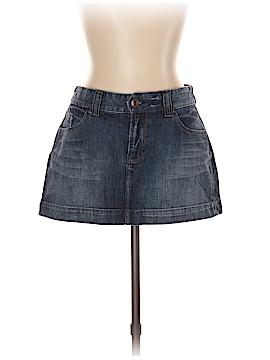 X2B Denim Skirt Size 10
