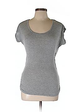 Lily Bleu Short Sleeve Top Size M