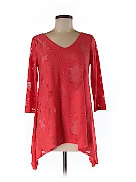 Clara Sun Woo 3/4 Sleeve Blouse Size XS