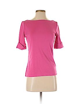Ralph Lauren Short Sleeve Blouse Size M (Petite)