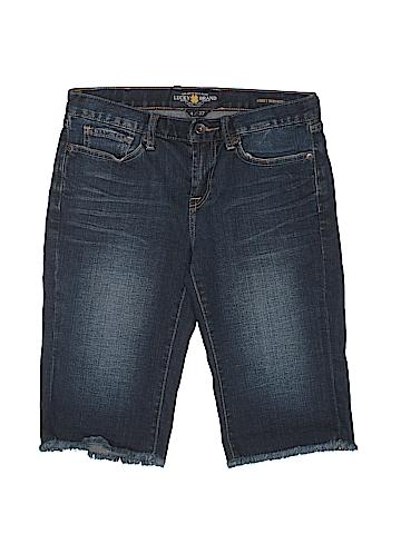 Lucky Brand Denim Shorts 27 Waist