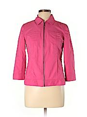 Chico's Women Jacket Size Sm (0)