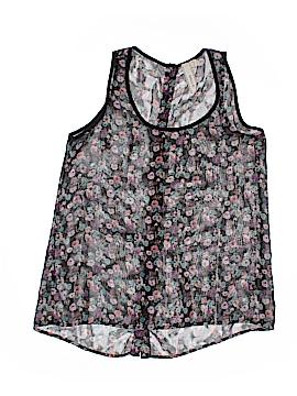 Robin K. Sleeveless Blouse Size S