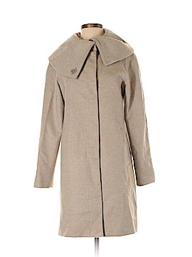 Sofia Cashmere Wool Coat Size 2