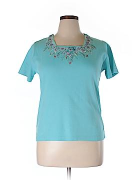 ISAAC Short Sleeve Top Size L
