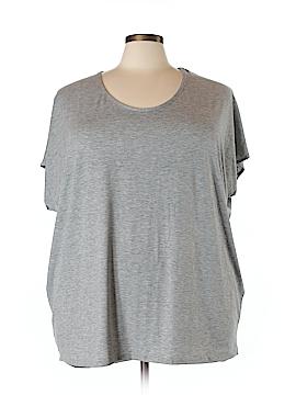 Boohoo Boutique Short Sleeve T-Shirt Size 20 (Plus)