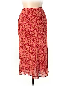 Ann Taylor Silk Skirt Size 10