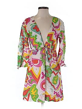 Gretchen Scott Designs 3/4 Sleeve Blouse Size M