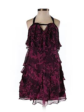 Armani Exchange Sleeveless Silk Top Size 2