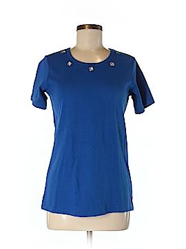 Quacker Factory Short Sleeve T-Shirt Size XXS