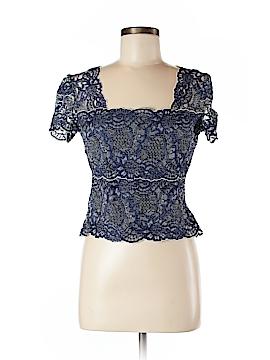 Kay Celine Short Sleeve Top Size M