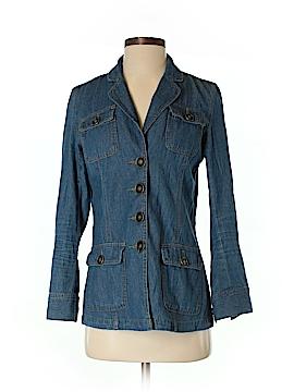 Jeanology Denim Jacket Size 4