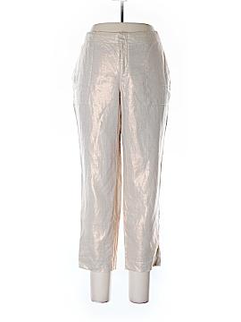 J. Crew Linen Pants Size 12