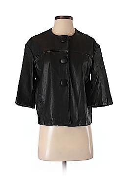 Vince. Leather Jacket Size S