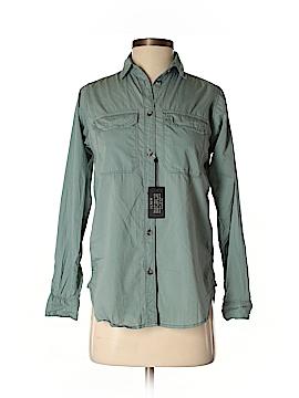 J. Crew Factory Store Long Sleeve Button-Down Shirt Size 00