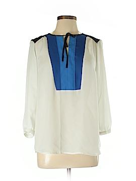 Elle 3/4 Sleeve Blouse Size M