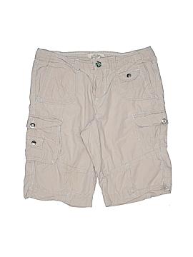 Natural Reflections Cargo Shorts Size 6