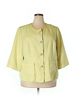Joan Rivers Jacket Size 24W (Plus)