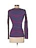 Ecko Unltd Women Long Sleeve Henley Size S