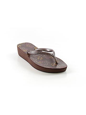 Havaianas Flip Flops Size 7