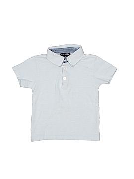 Oscar De La Renta Short Sleeve Polo Size 3