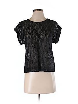 Hi-Line Short Sleeve Blouse Size XS