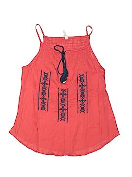 Girl Krazy Sleeveless Blouse Size S