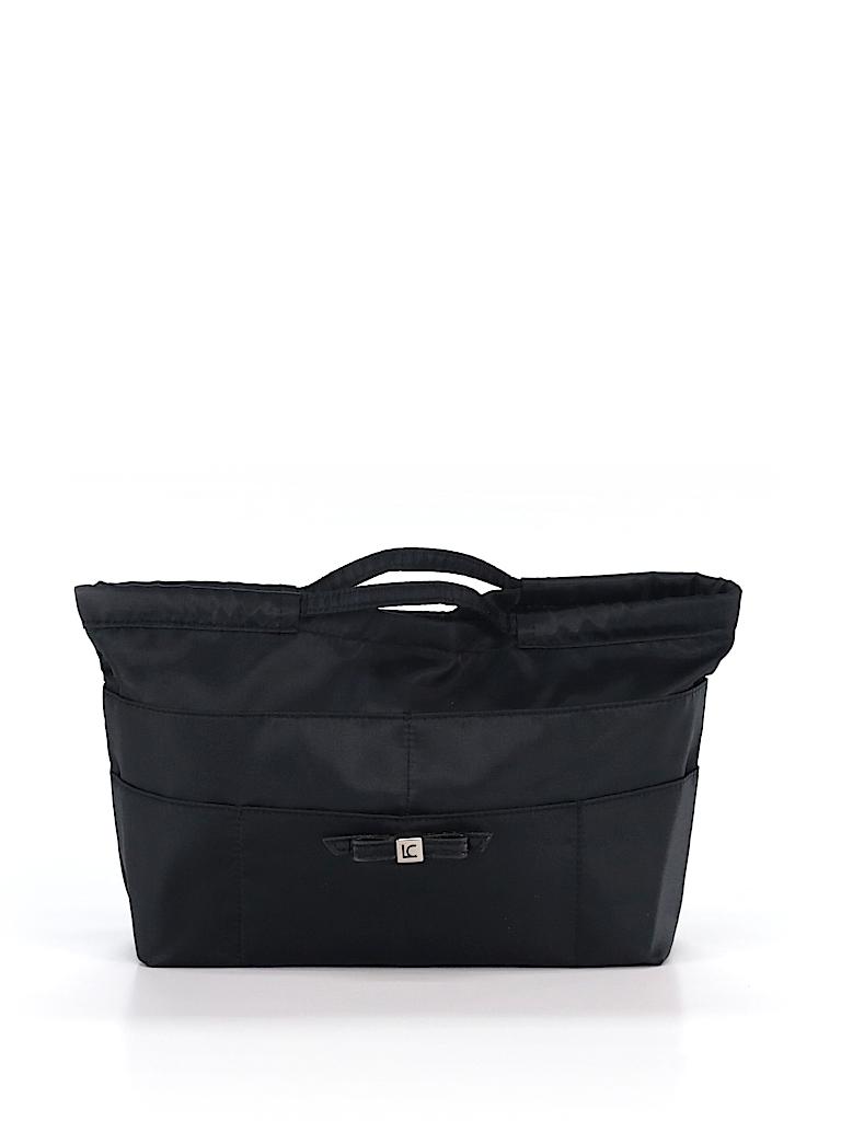 0d6988f88d6d Liz Claiborne Solid Black Tote One Size - 71% off