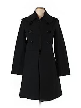 Jill Stuart Wool Coat Size Med (2)