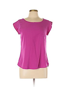 Ezra Short Sleeve Blouse Size M