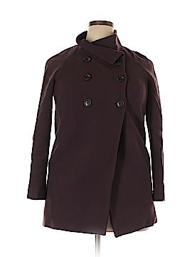 J. Crew Wool Coat Size 10 (Petite)