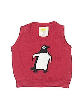 Crazy 8 Sweater Vest Size 3-6 mo