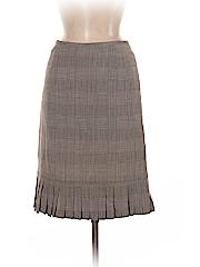 Isabella DeMarco Women Wool Skirt Size 2