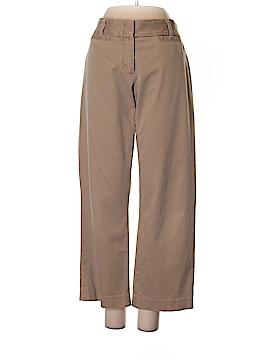J. Crew Factory Store Khakis Size 8
