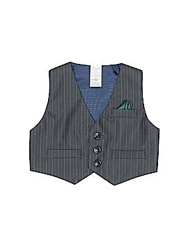 Happy Fella Tuxedo Vest Size 12 mo