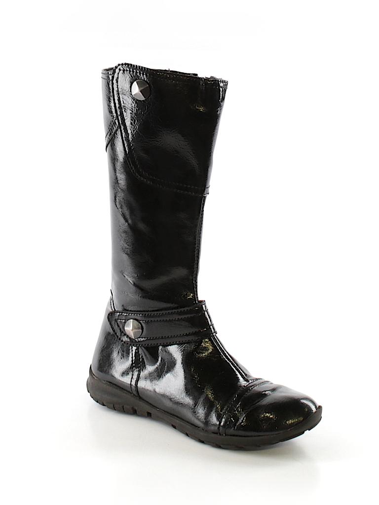 eac74e0d23d Nordstrom Solid Black Boots Size 35 (EU) - 93% off