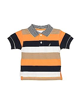 Nautica Short Sleeve Polo Size 6-12 mo