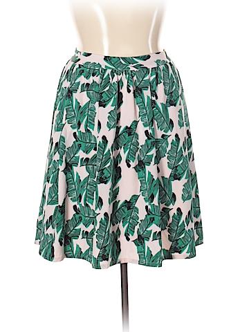 Modamix By Brandon Thomas Casual Skirt Size 16 (Plus)