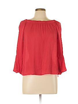 Sanctuary 3/4 Sleeve Blouse Size M (Petite)