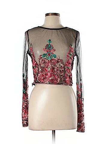 Zanzea Collection Long Sleeve Blouse Size L