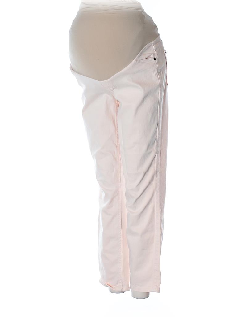 A Pea in the Pod Women Jeans 27 Waist (Maternity)