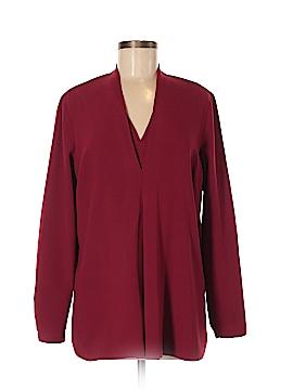 Nic + Zoe Long Sleeve Blouse Size M