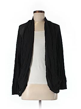PureDKNY Silk Cardigan Size Med - Lg